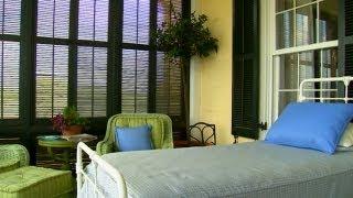 كيفية إنشاء النوم الشرفة | P. ألين سميث الكلاسيكية