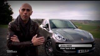 Essai de la Porsche MACAN