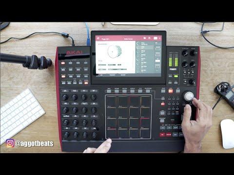 Akai MPC X 2.9 Update Drum Synth | MPC Live II MPC One Akai Force