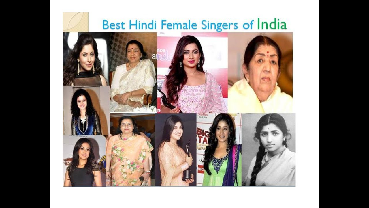 Top 10 best indian singers | Top 10 best Hindi Female Singers of India | Best hindi bollywood Singer