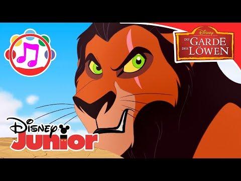 Wie Ich Zu Scar Wurde ♫ Die Garde Der Löwen ♫ Disney Junior Musik
