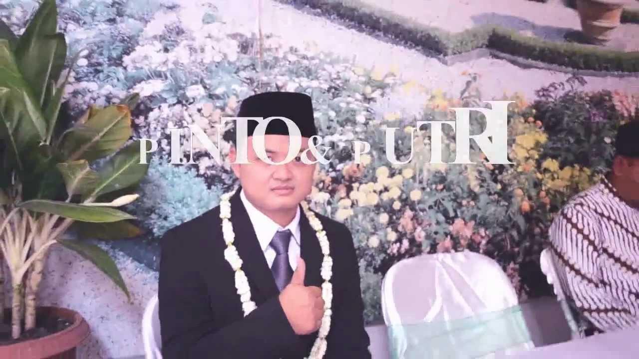 Download Cuplikan video pernikahan Finto & Putri 3.11.12