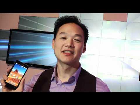 LG Canada CES 2011 4G LTE