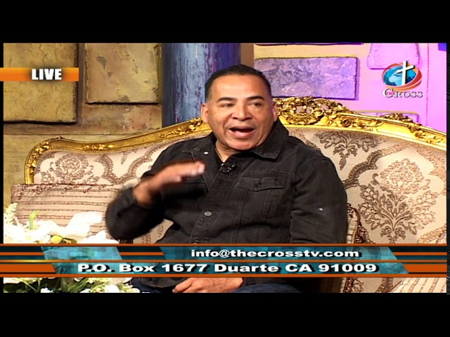 THE CROSS TV SHOW CASE Host By Dr. Bill (Showcase) 12-10-2019