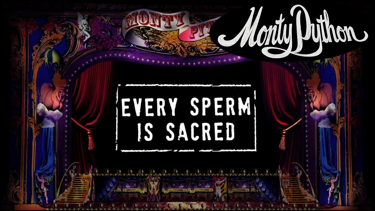 Every sperm is sacred video