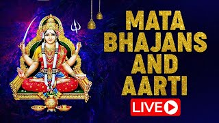 शुक्रवार LIVE : माता जी के भजन  - Nonstop Mata Bhajan & Aarti - आपके घर को मंदिर बना देगा ये भजन