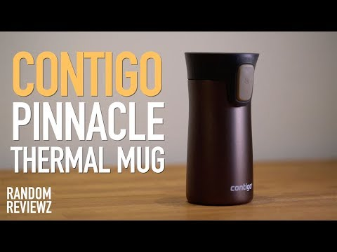Contigo Pinnacle Thermal Mug - Best Travel Mug For Short Trips?