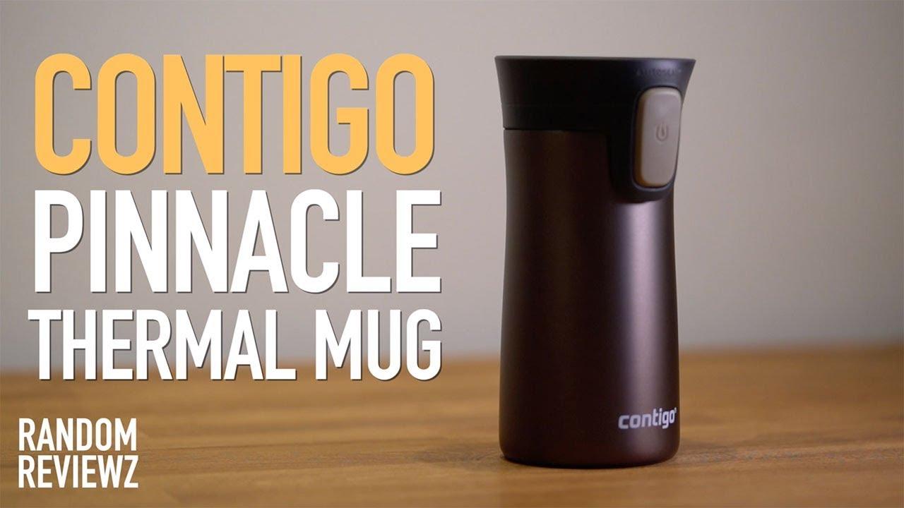 622c7da9da3 Contigo Pinnacle Thermal Mug - Best Thermal Mug for short trips ...