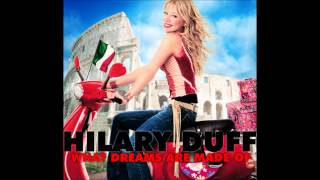Hilary Duff - What Dreams Are Made Of Karaoke / Instrumental with lyrics