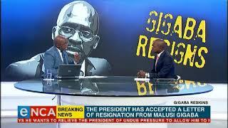 Ramaphosa had been under pressure to fire Malusi Gigaba