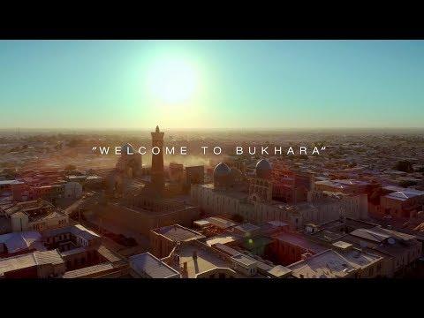 Welcome to Bukhara, Uzbekistan!