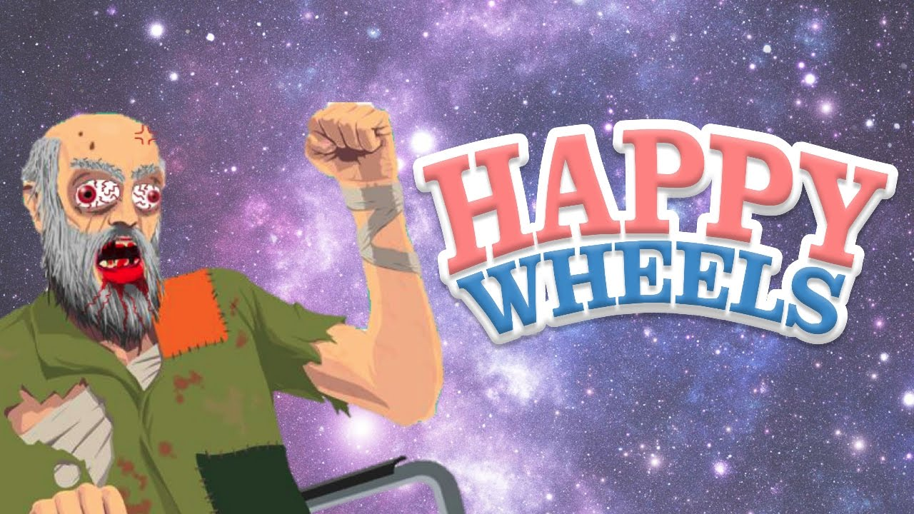 THE NAKED GIRL GLITCH ACTUALLY WORKED !?!?! (Happy Wheels