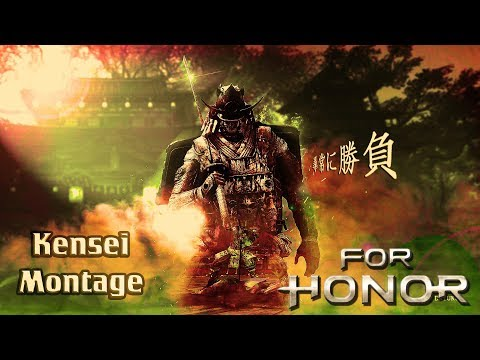 For Honor - Kensei Montage