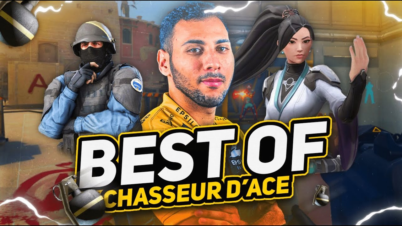 LE CHASSEUR D'ACE - BEST OF MALEK