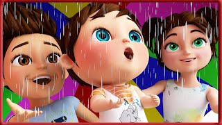 🔴 Baby Shark , Rain Rain Go Away  , Wheels on the Bus , Happy Birthday Song - Banana Cartoon
