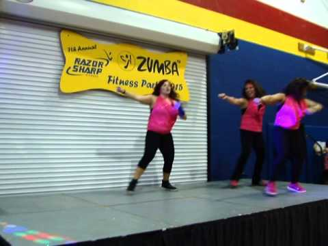 Razor Sharp Norma's Team 2015