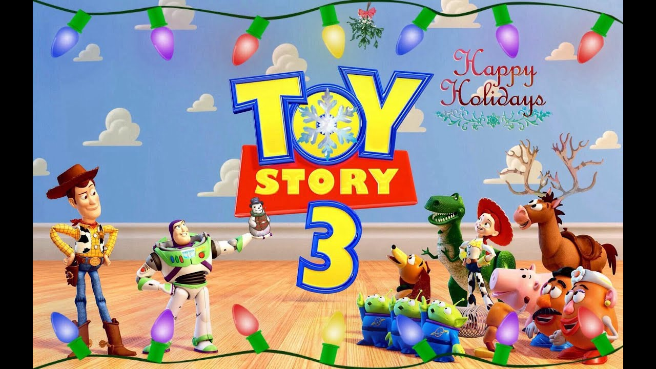 Toy Story Christmas : A toy story christmas youtube