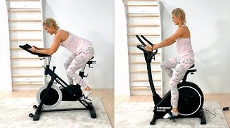 Kuntopyörä vai spinningpyörä?