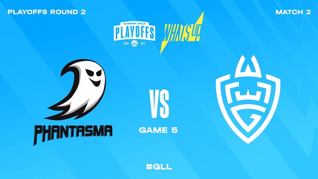 WLG vs TP | Greek Legends Summer Split 2021 | Playoffs Round 2 | Game 5