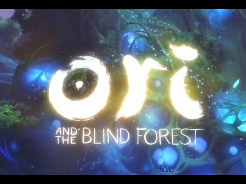 Ori and the Blind Forest Cutscenes + Escape Sequences