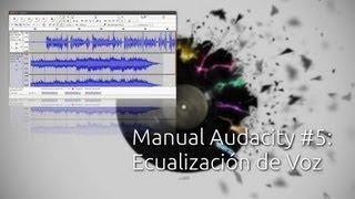 Керівництво Audacity #5: Вирівнювання Голоси