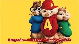 Despacito Luis Fonsi Ft Daddy Yankee Alvin Y Las Ardillas