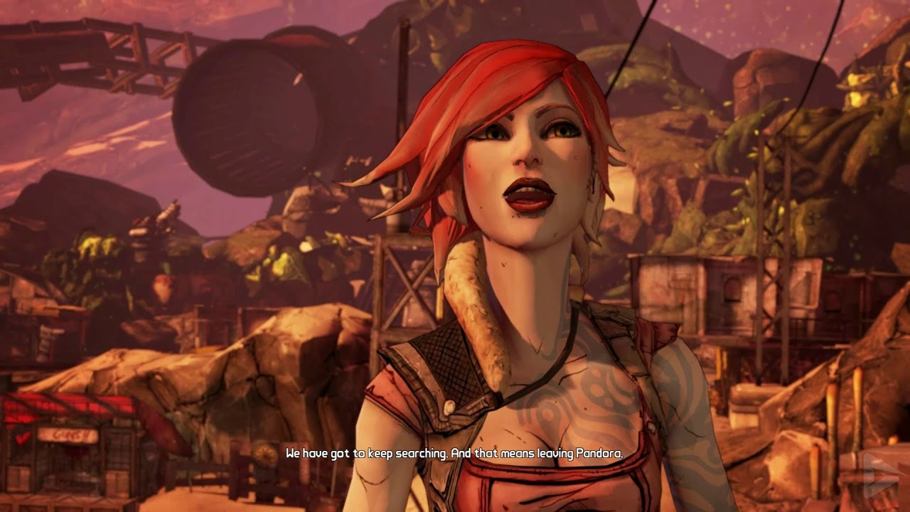 BORDERLANDS 2: Commander Lilith & the Fight for Sanctuary DLC FINAL BOSS  AND ENDING