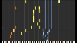Ruins - Undertale [Synthesia]