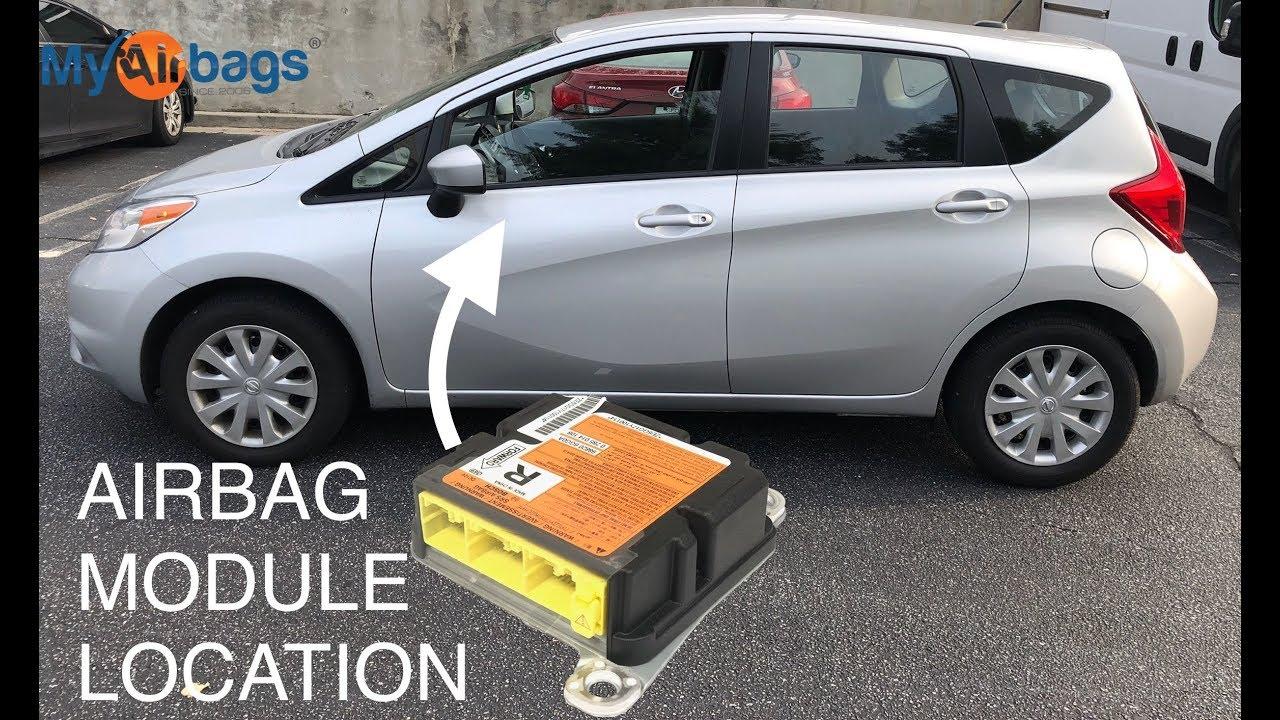 Air Bag Airbag Module Location