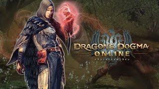 Dragon's Dogma Online (JP) - Alchemist trailer