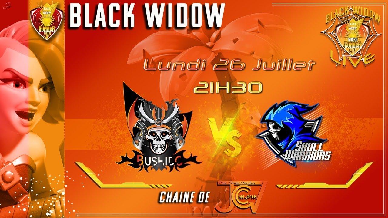 Summer cup | Bushido vs Skull Warriors  | clash of clans