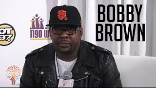 Bobby Brown On New Edition Biopic: 'I Took The Actors and Showed Them How I Did It'