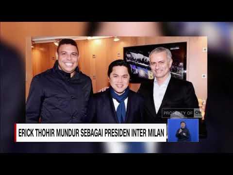 Erick Thohir Mundur Sebagai Presiden Inter Milan Mp3