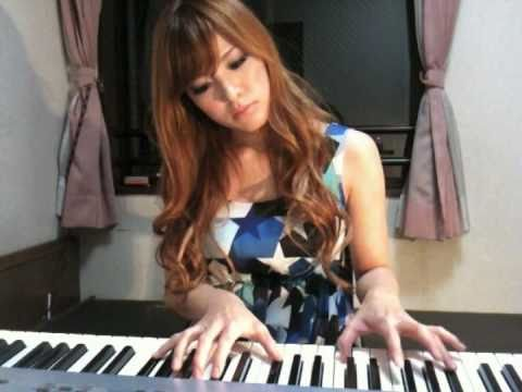 高木里代子 My One & Only Love(Jazz Piano)