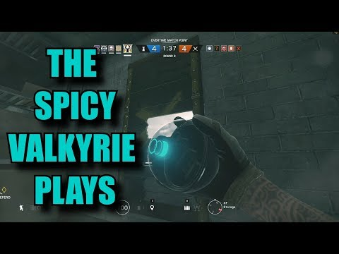 Heartbreaking Valkyrie Ace: Rainbow Six Siege