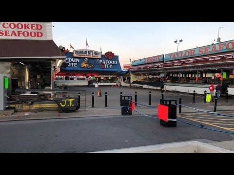 D.C. Officials Close Fish Market At The Wharf Following Viral Photos | FOX 5 DC