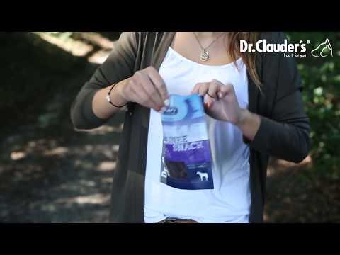 NEU 🐶 Dr.Clauder´s Trainee Snack Pferd 🐴