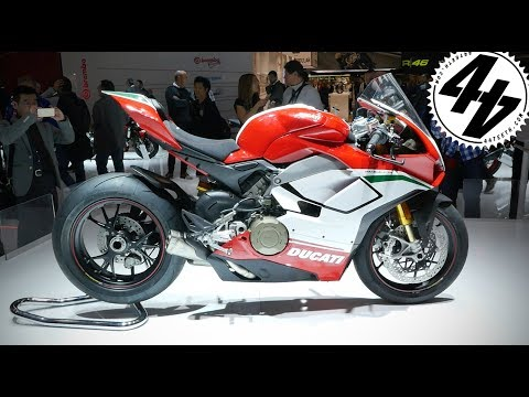 Hottest Bikes of 2018 at EICMA