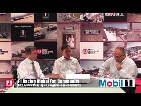 The Racer's Edge Episode 20 -  Getting Personal with Tim Goss from Vodafone McLaren Mercedes