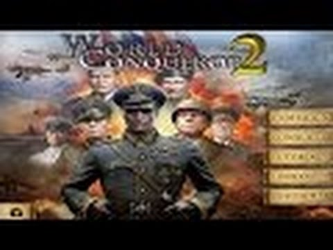 World Conqueror 2: Allies 3 (Battle of El Alamein) Part 1