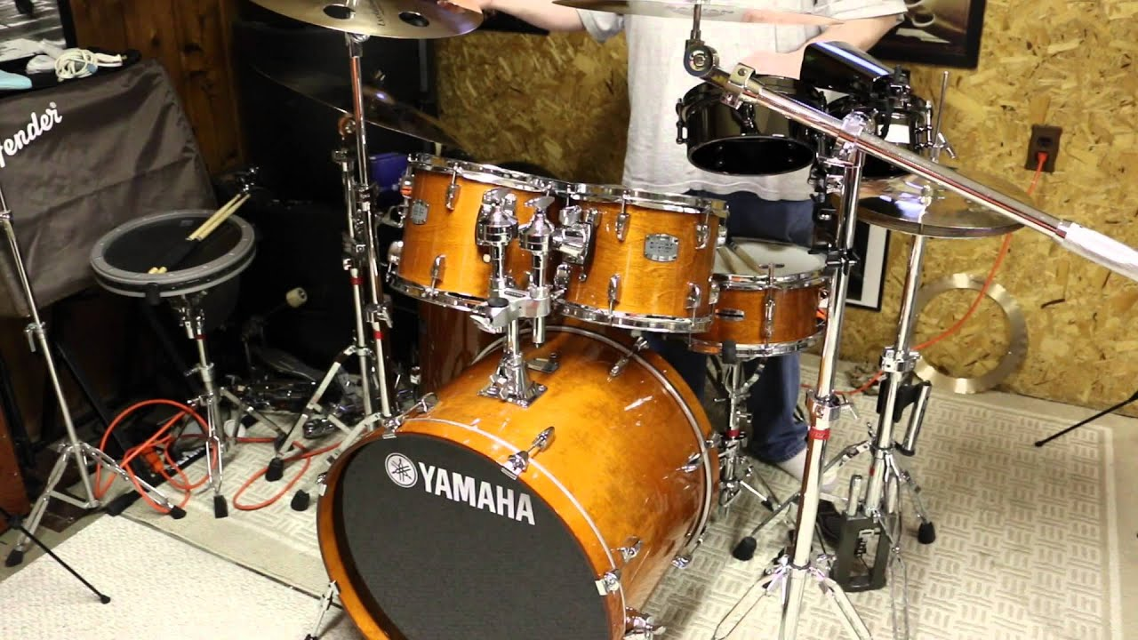Yamaha Stage Custom Stt