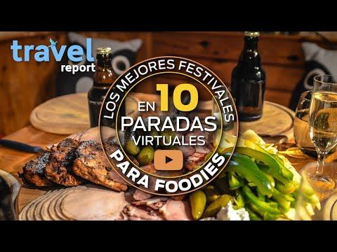 Los mejores festivales gastronómicos del mundo en 10 paradas virtuales