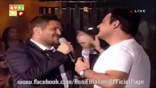 Assi El Hallani - Ya Teer | 2012 | (عاصي الحلاني - يا طير(برنامج ديو المشاهير 3