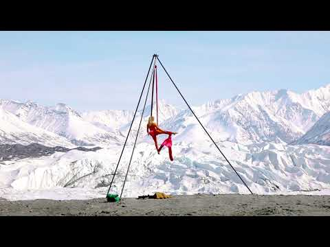Aerial Silk Dance With Kage Free