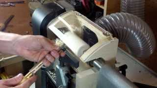 Ultimate Lathe Dust And Chip Collector Jig