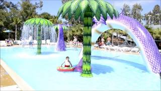 Dragon Pool at Club Mac Family and All inclusive Resort in Mallorca