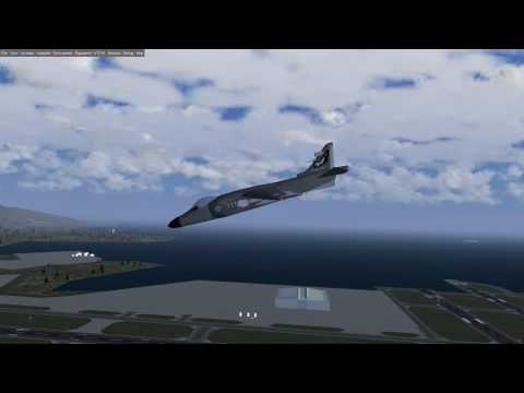 how to take off in flightgear
