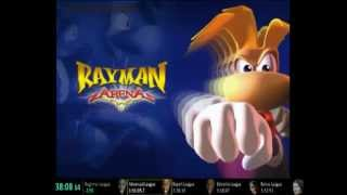 Rayman M (Rayman Arena) [PC] - Speed Run in 3:09:32 (Live Commentary)