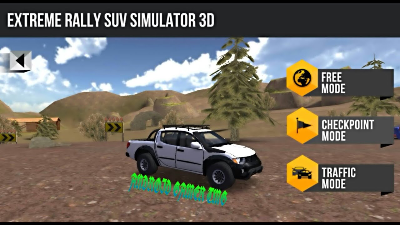 Extreme Rally Suv Simulator Hd Android Gameplay Off Road