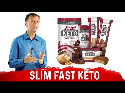 Are Slim Fast Keto Products Really Keto-Friendly?